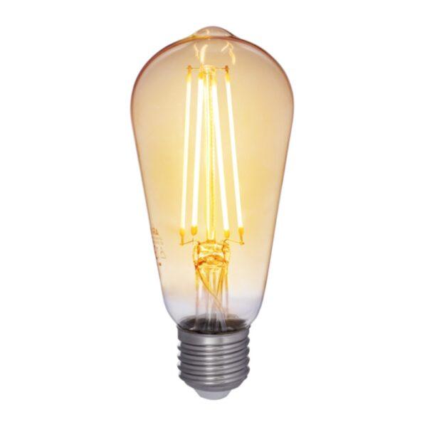 AIRAM Airam Antique LED E27 Edison DIM 380 LM 4711589 Replace: N/A