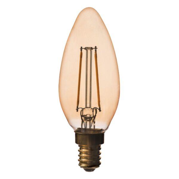 AIRAM Airam Antique LED Mignonpære E14 2W 6435200203830 Replace: N/A