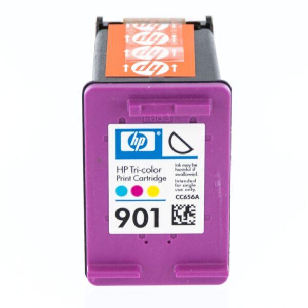 HP HP 901 Blekkpatron 3-farge, 360 sider CC656AE Replace: CC656AE