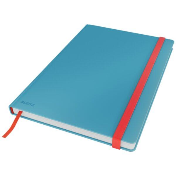 Leitz Leitz Cosy notatbok L linjer Blå 44830061 Replace: N/A