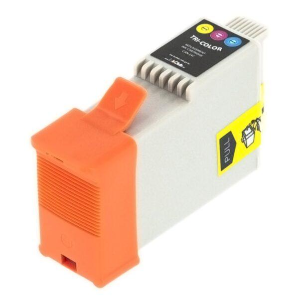 inkClub Blekkpatron, erstatter Canon BCI-21CL/BCI-24C, farge, 12,6 ml KCB225 Replace: BCI-21CL BCI-24C