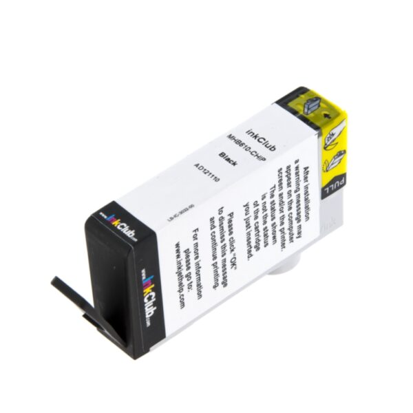 inkClub Blekkpatron, erstatter HP 364XL, svart, 550 sider MHB610-CHIP Replace: N/A