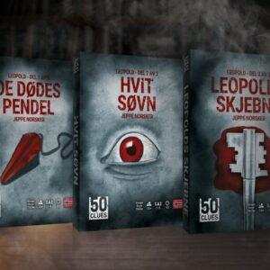 50 Clues - 1 - De dødes pendel