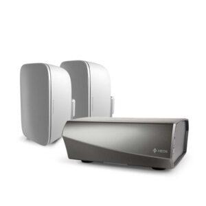 Amp HS2 + Bowers & Wilkins AM-1 Digitalforsterker med streaming
