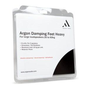 Argon Audio Audio Damping Feet Dempeføtter