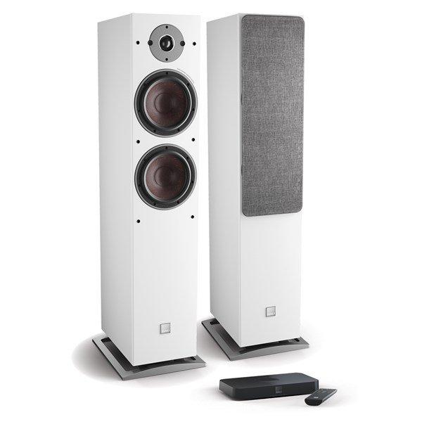 DALI Oberon 7 C + Sound Hub Compact Aktiv høyttalersystem