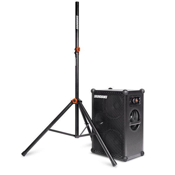 SOUNDBOKS SOUNDBOKS (Gen. 3) + Tripod Speaker Stand Bluetooth høyttaler