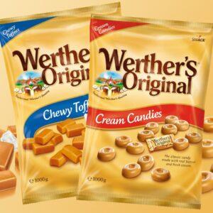 Werther's Original Cream Candies 1 kg